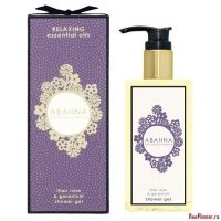 Lilac Rose & Geranium 250ml гель для душа