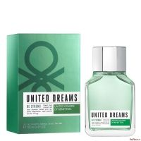 United Dreams Men Be Strong