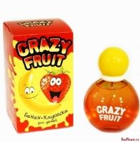Crazy Fruit Клубника Банан