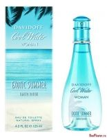 Cool Water Woman Exotic Summer
