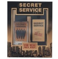 Набор Secret Service Original 100ml (одеколон) + 250ml (гель для душа)
