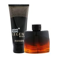 Набор Legend Night 50ml (парфюмерная вода) + 100ml (гель для душа)