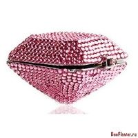 Leiber Pink Crystal Edition