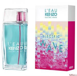 Leau Par Kenzo Electric Wave Pour Femme от Kenzo аромат для женщин